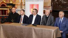 Podpisanie Umowy Z Gminą Bieliny