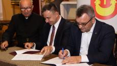Podpisanie Umowy Z Gminą Bieliny (5)