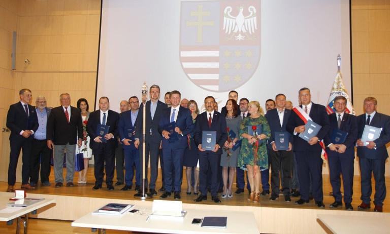 Sejmik Województwa Świętokrzyskiego V kadencji (2014 – 2018)