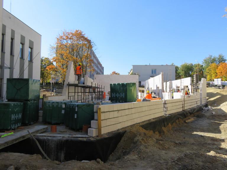 Budowa Centrum Urazowego 1