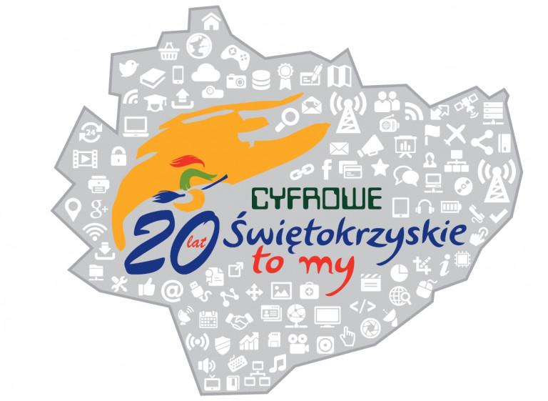 """Cyfrowy Finał czyli wielka Gala Finałowa Konkursu Regionalnego """"Cyfrowe 20 l@t Świętokrzyskiego"""""""