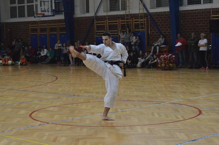 Karatecy zaprezentują się w Skarżysku