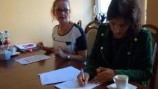 Podpisanie Umowy Przedszkole Smerf