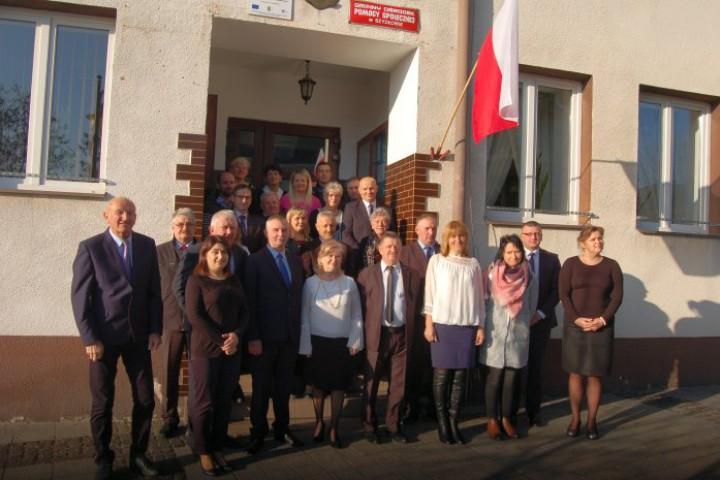 W Szydłowie świętowano 100-lecie Niepodległości