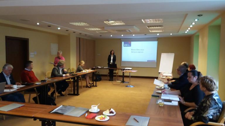 Szkolenie dla Wojewódzkiej Rady Dialogu Społecznego w Kielcach