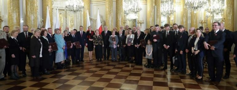 Order Orła Białego dla Stefana Żeromskiego