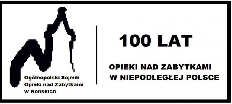 Ogólnopolski Sejmik Opieki nad Zabytkami Będzie obradował w Końskich