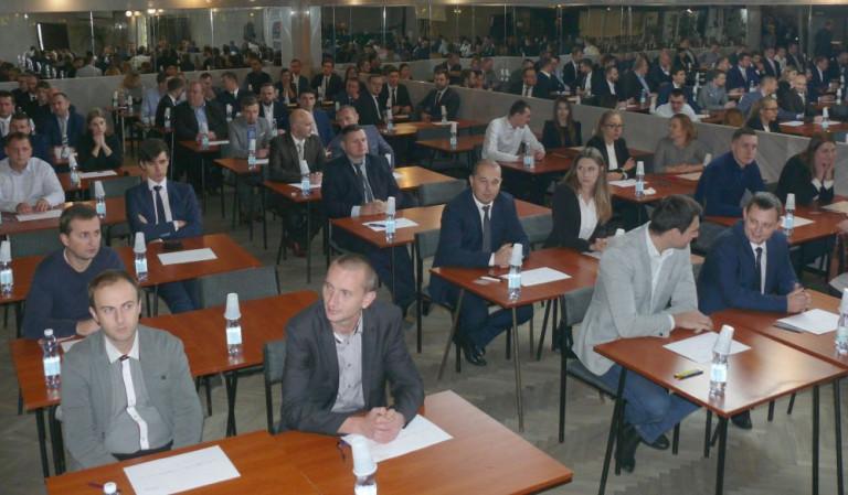 Test zainaugurował 32. sesję egzaminacyjną w Świętokrzyskiej Okręgowej Izbie Inżynierów Budownictwa