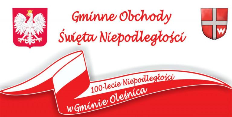 Obchody Święta Niepodległości w Oleśnicy