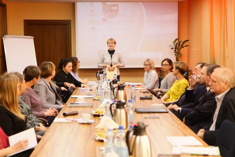 O współpracy w realizacji unijnych projektów