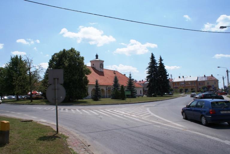 Staszów – miasto prywatne panów na Rytwianach