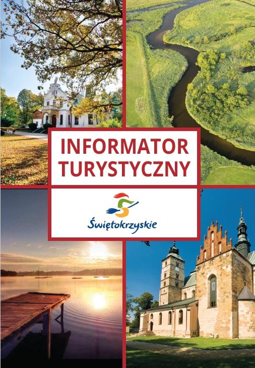 Okładka Informator Turystyczny