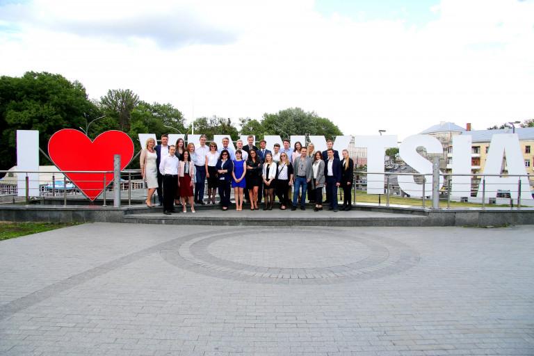 Międzynarodowa współpraca młodzieży