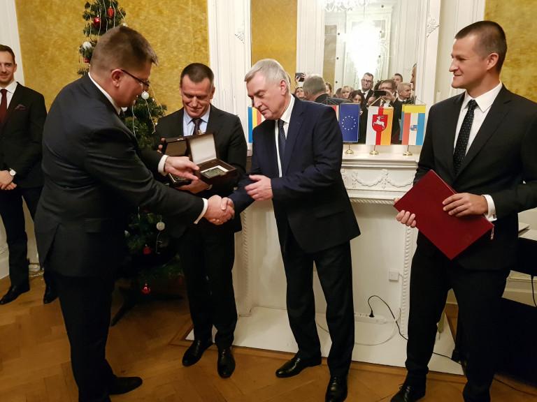 Oficjalne przekazanie koordynacji działań Domu Polski Wschodniej w Brukseli dla Województwa Świętokrzyskiego