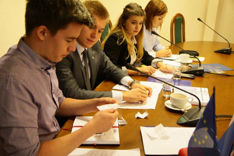 III Sesja Młodzieżowego Sejmiku Województwa Świętokrzyskiego