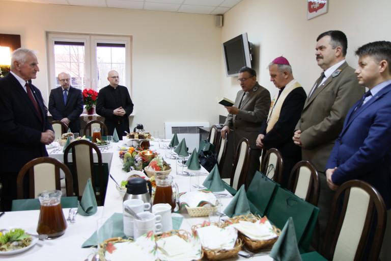 Spotkanie Opłatkowe Nadleśnictwa Kielce (4)