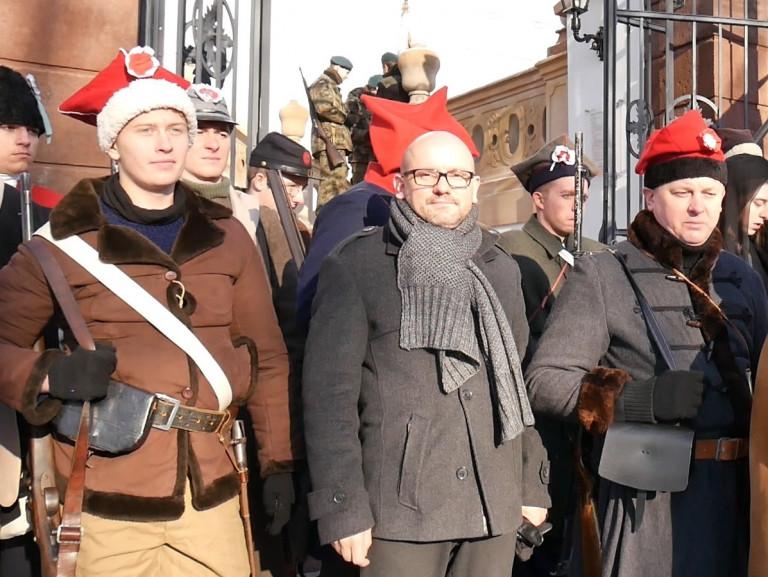 W Kielcach upamiętniono bohaterów powstania styczniowego