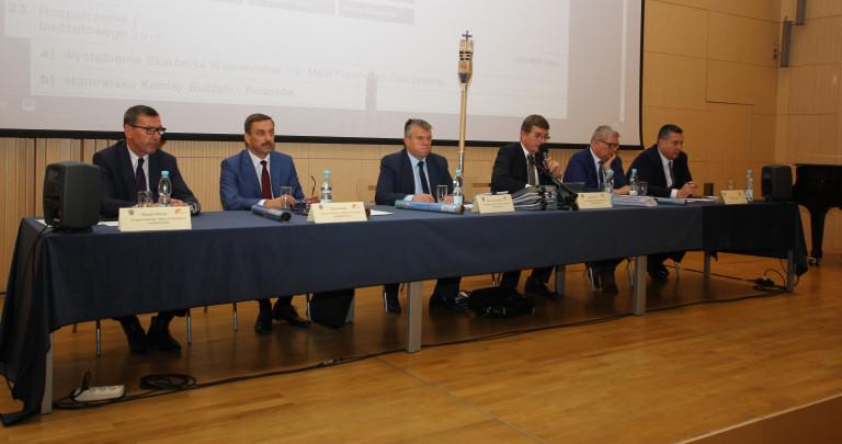 IV sesja Sejmiku Województwa Świętokrzyskiego
