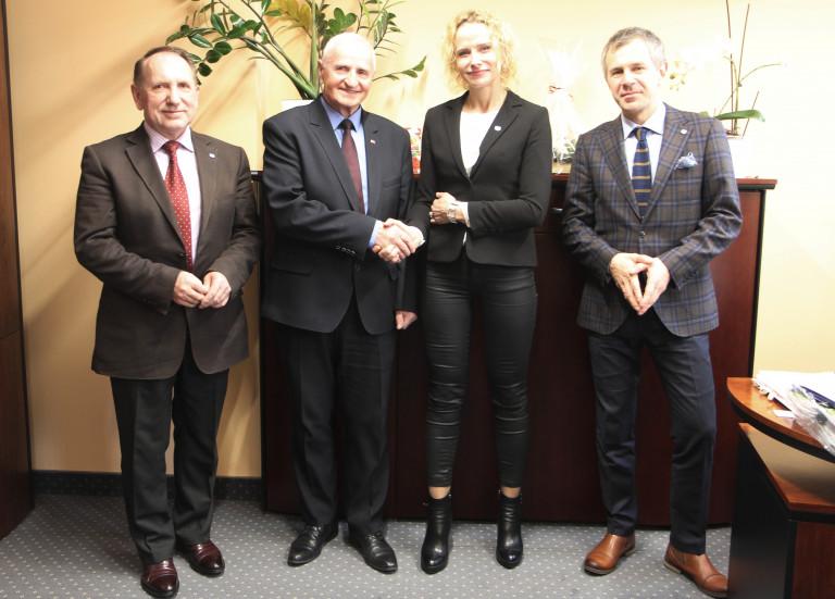 O współpracy z Wodami Polskimi