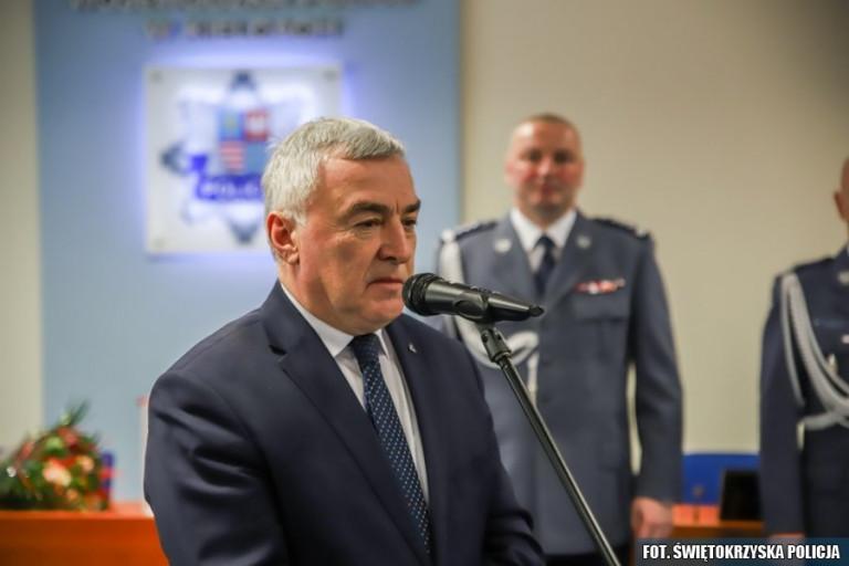 Świętokrzyska policja ma nowego szefa