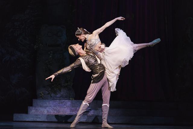 Dla miłośników klasycznego baletu