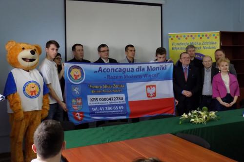Konferencja Aconcagua Dla Moniki Razem Możemy Więcej W Fundacji Miśka Zdziśka Błękitny Promyk Nadziei (4)