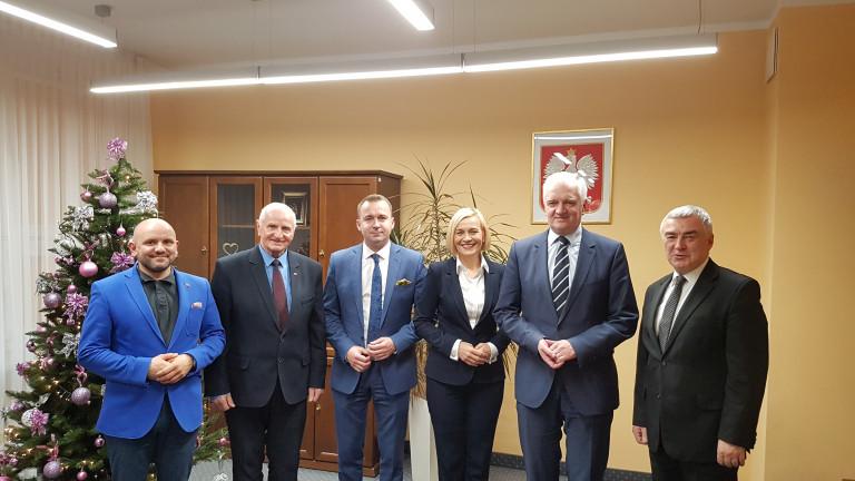Wicepremier Jarosław Gowin odwiedził UMWŚ