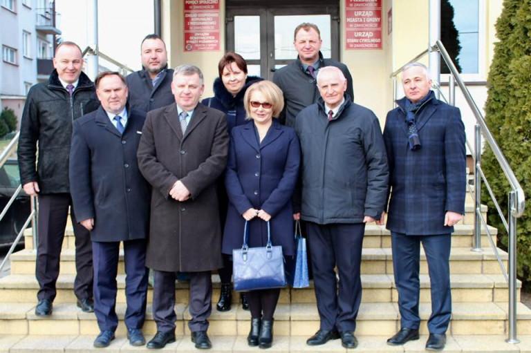 Drogi wojewódzkie w gminie Zawichost do modernizacji
