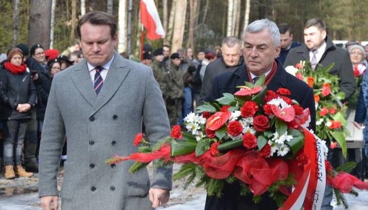 Uroczyście upamiętnili pomordowanych Skarżyszczan