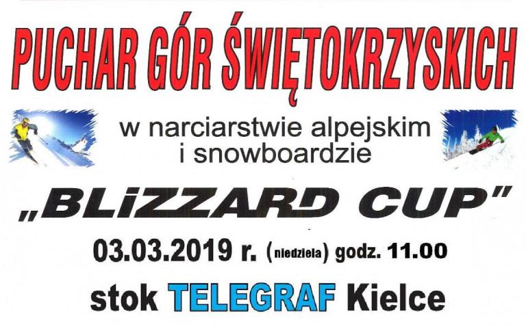 Blizzard Cup W Kielcach