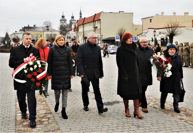 Pamięć o powstaniu styczniowym, pamięć o bitwie opatowskiej