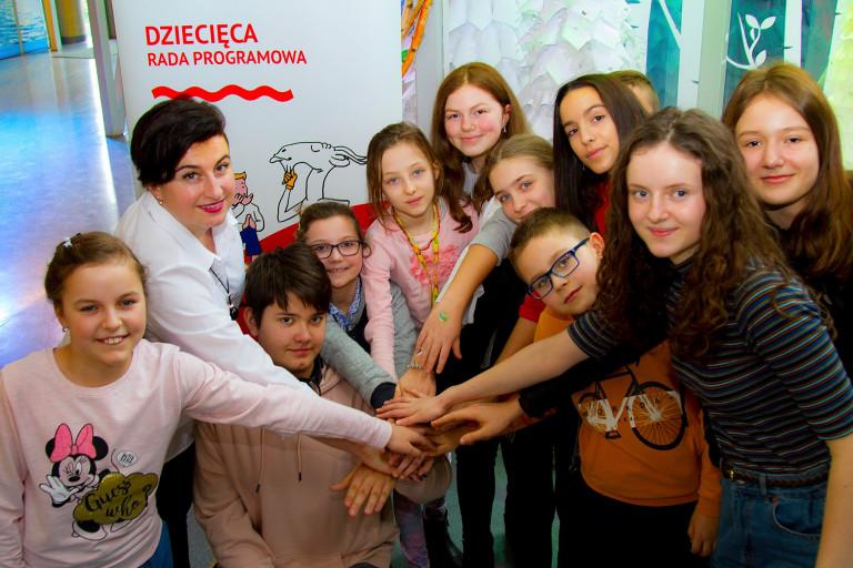 Dziecięca Rada Programowa Europejskiego Centrum Bajki