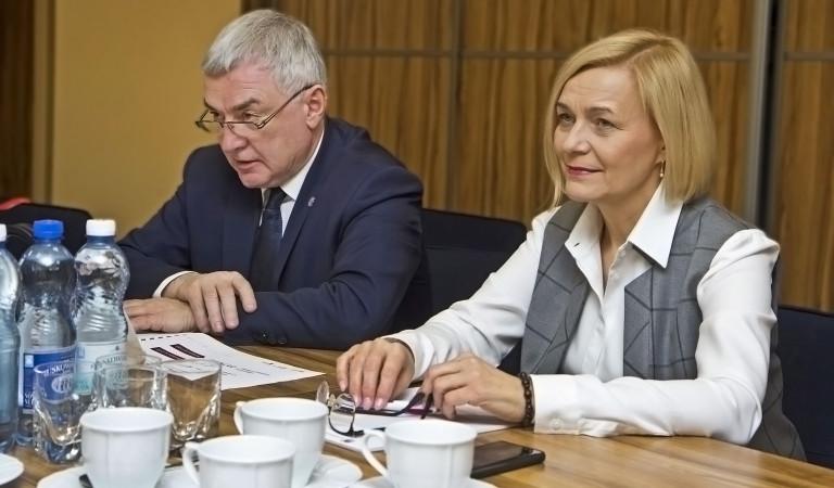 Dyskutowali o aktualizacji Strategii Rozwoju Województwa Świętokrzyskiego i nowej perspektywie finansowania