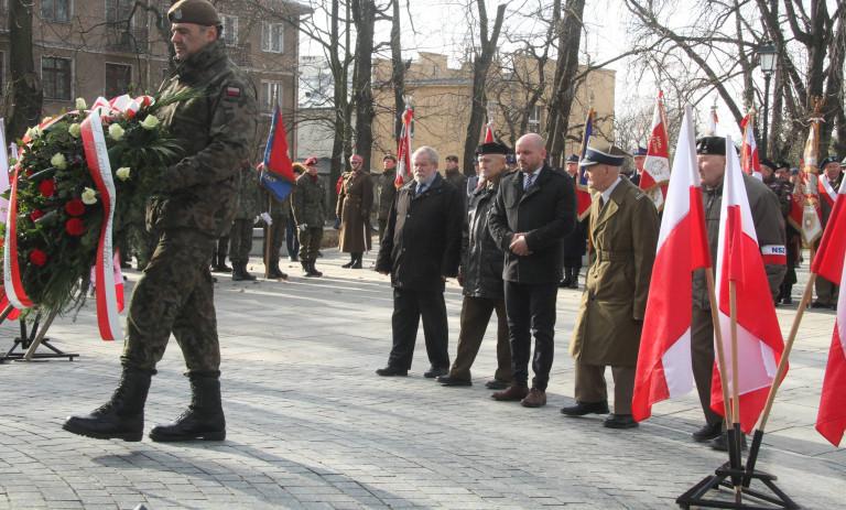 Mieszkańcy Kielc uczcili pamięć żołnierzy Armii Krajowej