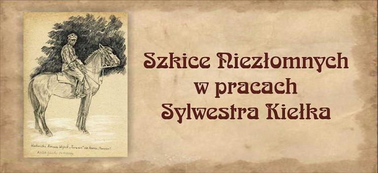 Wystawa prac Sylwestra Kiełka