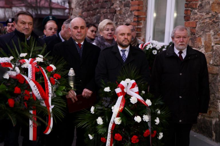 Uczcili 77. rocznicę powstania AK