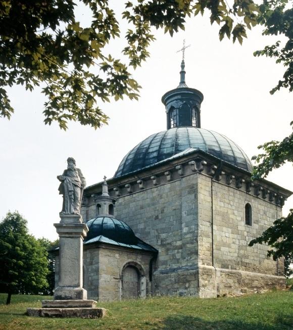 Otrzymali dofinansowanie na ratowanie pińczowskiej kaplicy św. Anny