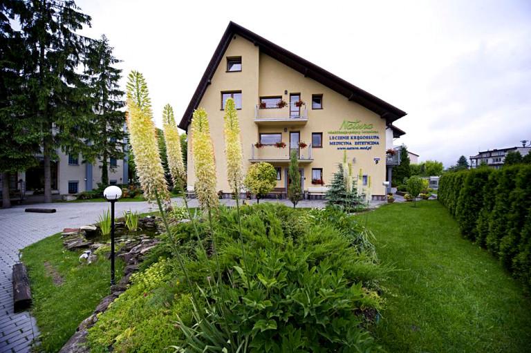 "Sanatorium ""Willa Natura"" w Busku-Zdroju"