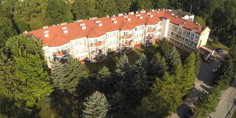 """Sanatorium """"Rafał"""" w Busku-Zdroju"""