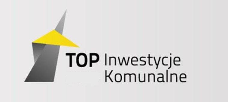 Ogłoszenie o konkursie TOP Inwestycje Komunalne
