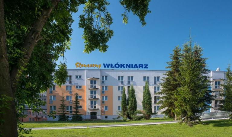 """Sanatorium """"Włókniarz"""" w Busku-Zdroju"""