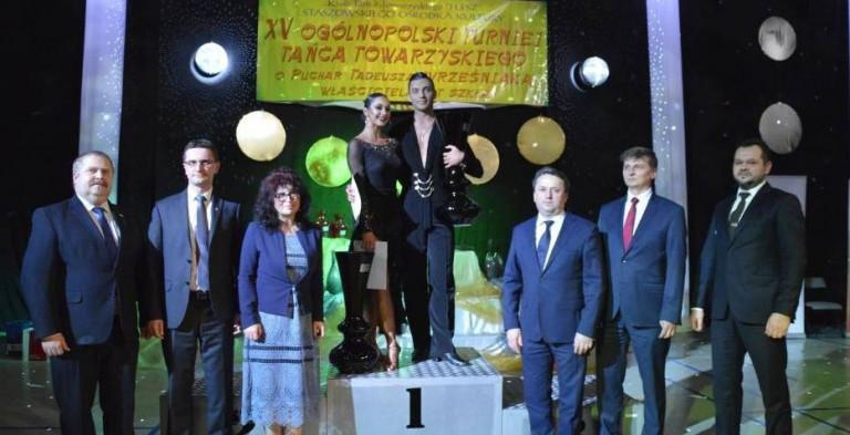 Tancerze zaprezentowali swój talent w Staszowie