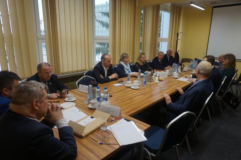 Fundusze unijne i program LIFE tematami obrad Komisji