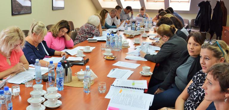Warsztaty dotyczące tworzenia Dziennych Domów Opieki Medycznej w ramach RPOWŚ 2014-2020