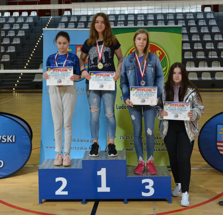 Sportowa rywalizacja w Chęcinach
