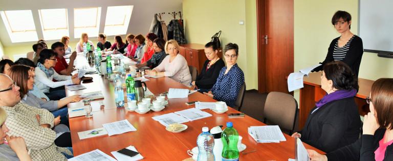 Warsztaty tworzenia projektów, umożliwiających kształcenie osób dorosłych w ramach RPOWŚ 2014-2020