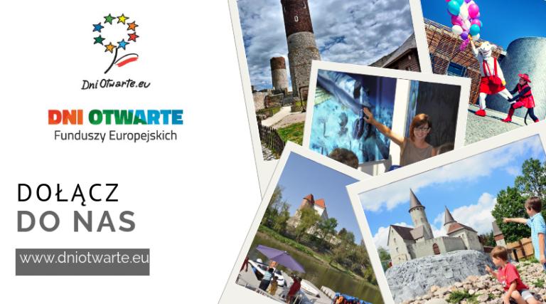 Dni Otwarte Funduszy Europejskich – rozpoczynamy rejestrację uczestników
