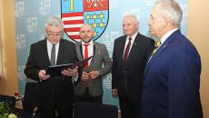 Gratulacje Dla Profesora Stanisława Góździa (1)