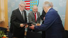 Gratulacje Dla Profesora Stanisława Góździa (2)
