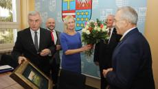 Gratulacje Dla Profesora Stanisława Góździa (3)